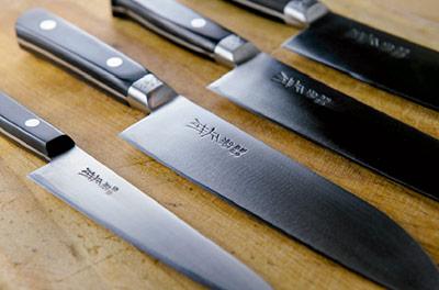 El arte del corte japon s art culos de cocina en saber y for Cuchillos japoneses tipos