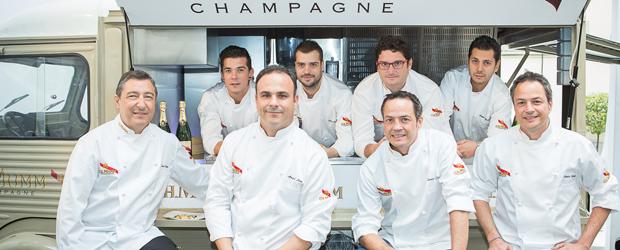 Alta cocina y street food asociadas de la mano de maison for Cocina hermanos torres
