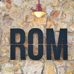 cartel ROM Roses