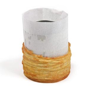 cilindro de patata de Jose Romero