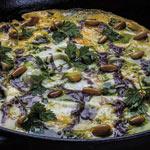 tortilla unilateral de Raurich