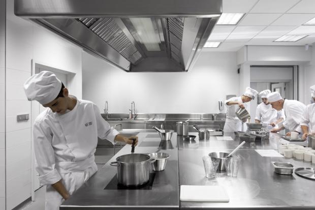 Basque culinary center escuelas de hosteler a en saber y for Escuelas privadas de cocina