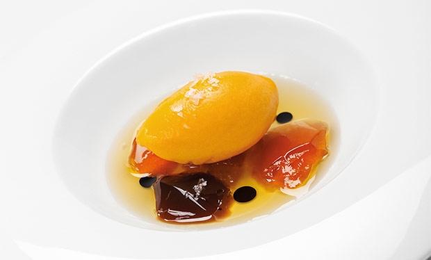 Naranja, Aceite Y PX, De Oriol Balaguer. Recetas De Alta Cocina En Saber Y  Sabor