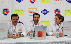 En la US Pastry competition