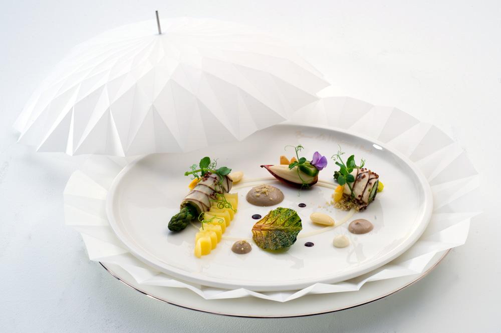 Фото конкурсных блюд поваров других прибрежных