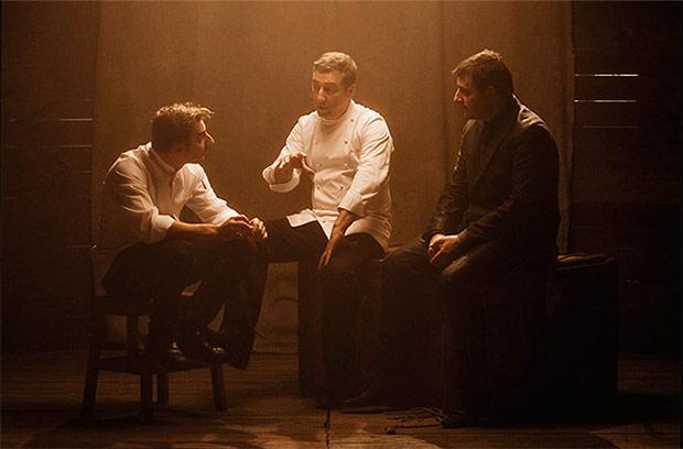 Joan, Jordi y Josep Roca