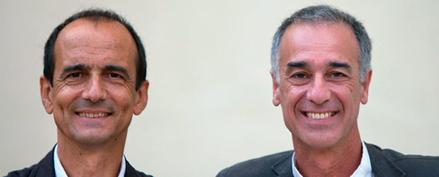 Pep Palau y Jaume von Arend