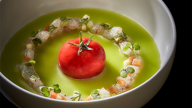 tomate nitro de Dani García