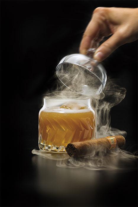 Tobacco daiquiri