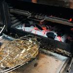 cocinar pescado en ROM Roses