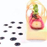 Mousse de parmesano de Barlotta