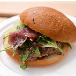 hamburguesa ibérica de El Filete Ruso