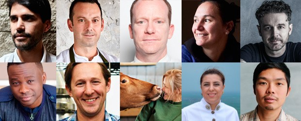 El BCC da a conocer los 10 finalistas al Basque Culinary World Prize