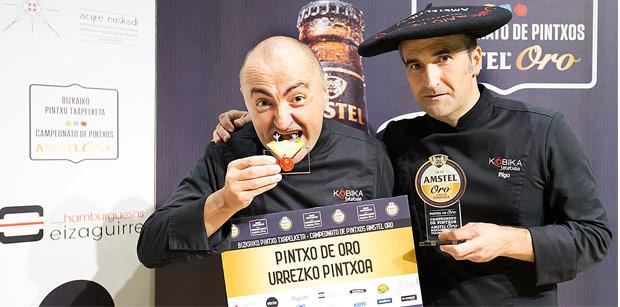 Iñigo y Koldo Kortabitarte