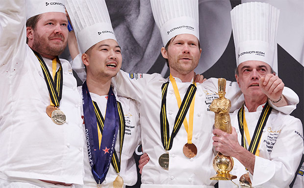 Dinamarca, Bocuse d'Or 2019