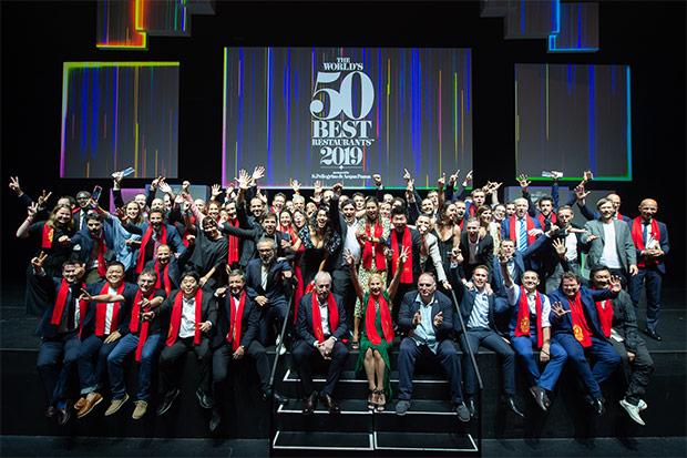 chefs 50 Best 2019