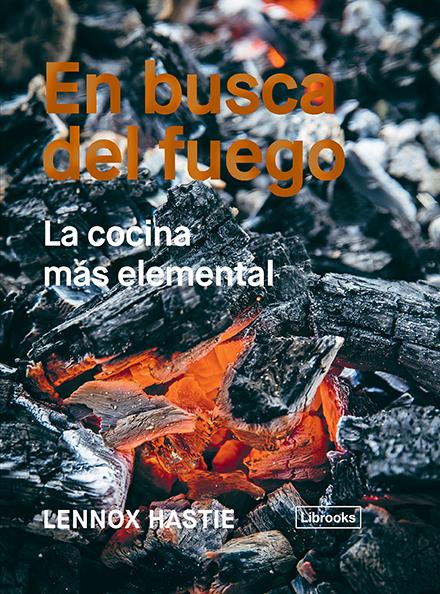 """portada libro """"En busca del fuego"""""""