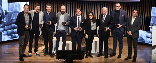 Siete galardonados en los primeros Host Awards de Basque Culinary Center