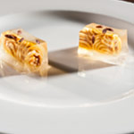Spaghetti en gelatino de Matteo Baronetto