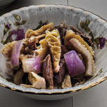 salpicón de carne de Raurich